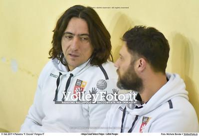 Sergio SABATINI [2ºAllenatore] e Paolo DE PAOLIS [Allenatore]