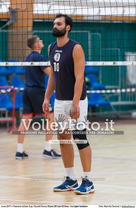 «Junior CDP Lazio VES Roma - Cus Cagliari Sandalyon»