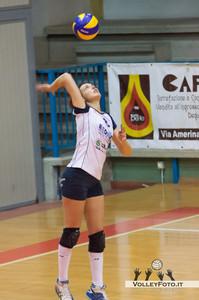 Ecomet Marsciano - Pallavolo Rieti  15ª giornata, Campionato Italiano di Volley Femminile, Serie B2, girone F, 2012/13