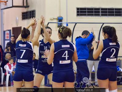 O.M.G. Galletti Ponte Valleceppi PG - Edil Ceccacci Moie AN | 4ª giornata, Campionato Italiano di Pallavolo Femminile, Serie B2 girone F [2013/14] (id: 2013.11.10._MBY7706)