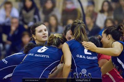 O.M.G. Galletti Ponte Valleceppi PG - Edil Ceccacci Moie AN | 4ª giornata, Campionato Italiano di Pallavolo Femminile, Serie B2 girone F [2013/14] (id: 2013.11.10._MBY7721)