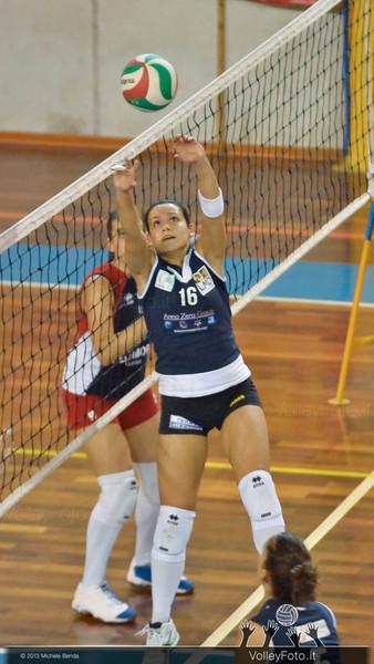 Silvia CAPRIOTTI palleggio