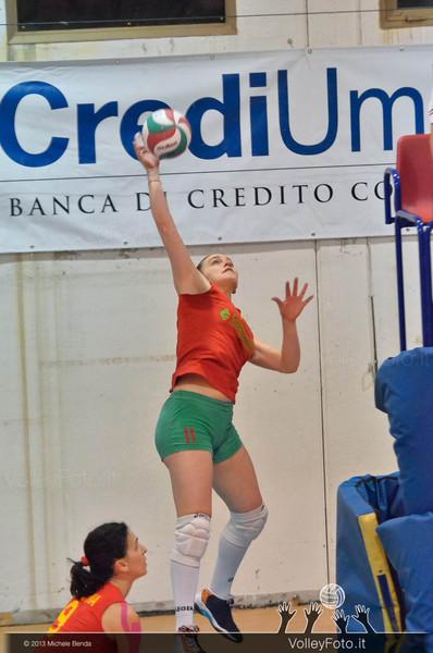 Michela Piastra, attacco