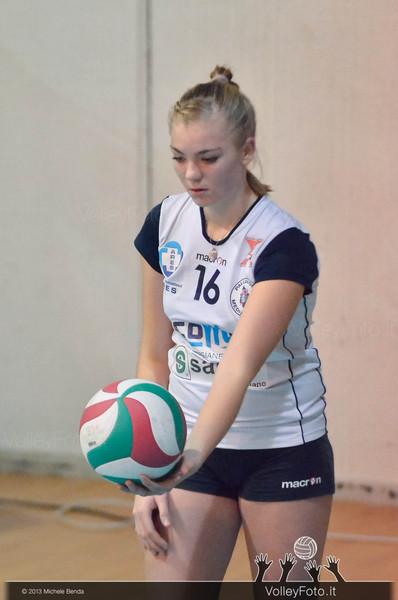 Giulia Gierek, battuta