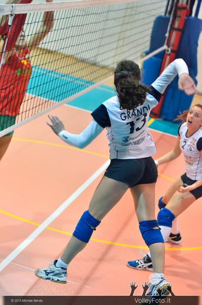 Cecilia Grandi, attacco