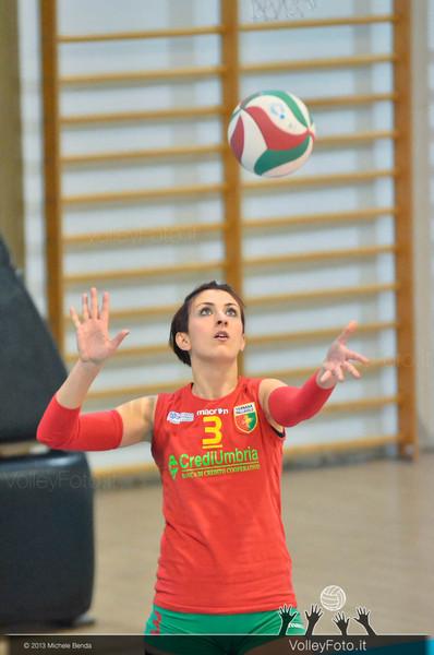 Alessandra Favoriti, battuta