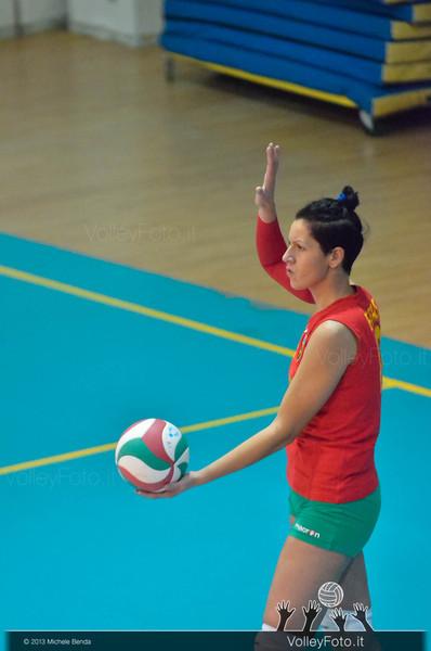 Beatrice Palomba, battuta