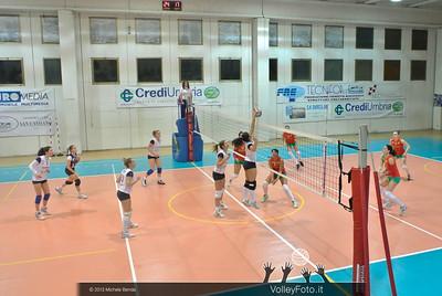 Crediumbria Ternana - Ecomet Marsciano | 9ª giornata, Campionato italiano di Pallavolo Femminile, Serie B2 girone E [2013/14] (id: 2013.12.14._DSC9040)
