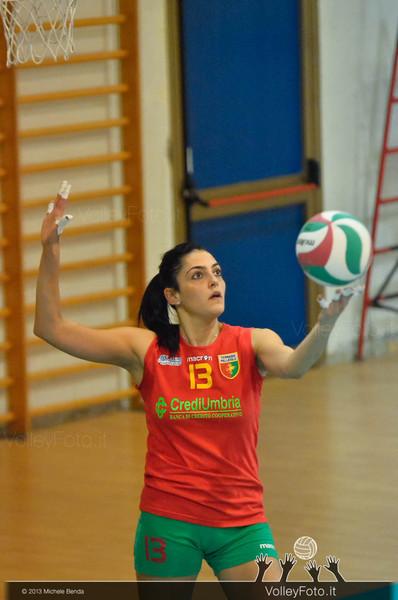 Erica Fiorini, battuta