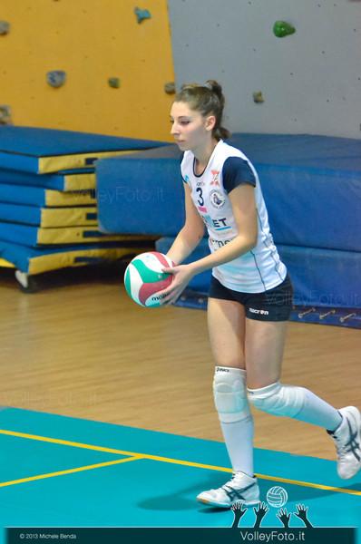 Flavia Volpi, battuta