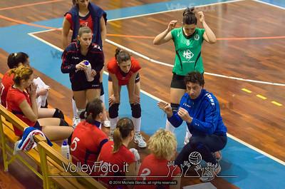 time out, Costruzioni Papa ALTINO Volley