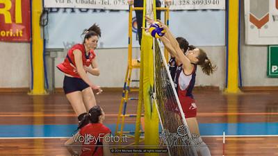New Font Mori GUBBIO - Costruzioni Papa ALTINO Volley 20ª giornata, Campionato italiano di Pallavolo Serie B2 Femminile girone F [2013/14] (id:2014.03.22_MBX_2964)