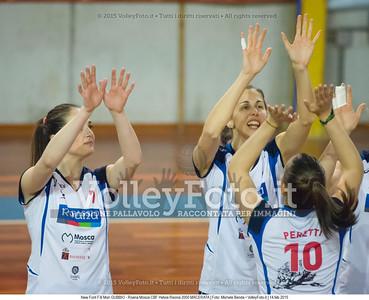 starting six, Roana Mosca CBF Helvia Recina 2000 Macerata