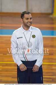Nicola BADOLATO, 1º Arbitro