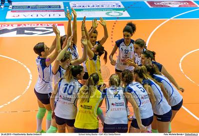 School Volley Bastia - CAF ACLI Stella Rimini