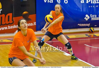 TEODORA Glomex Ravenna vs Fratte S.Giustina PD