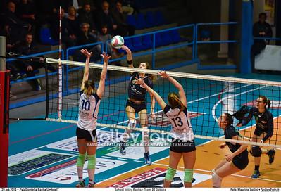 School Volley Bastia - Team 80 Gabicce