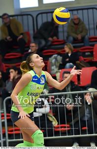 Liverani Castellari Lugo -Teodora Glomex Ravenna 16ª giornata Campionato Serie B2 Femminile 2015-16, girone D PalaBanca di Romagna Lugo RA, 20.02.2016 FOTO: Daniele Ricci © 2016 Volleyfoto.it, all rights reserved [id:20160220.B2F_TEO-26]