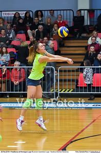 Liverani Castellari Lugo -Teodora Glomex Ravenna 16ª giornata Campionato Serie B2 Femminile 2015-16, girone D PalaBanca di Romagna Lugo RA, 20.02.2016 FOTO: Daniele Ricci © 2016 Volleyfoto.it, all rights reserved [id:20160220.B2F_TEO-38]