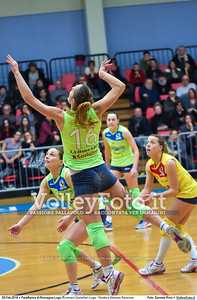 Liverani Castellari Lugo -Teodora Glomex Ravenna 16ª giornata Campionato Serie B2 Femminile 2015-16, girone D PalaBanca di Romagna Lugo RA, 20.02.2016 FOTO: Daniele Ricci © 2016 Volleyfoto.it, all rights reserved [id:20160220.B2F_TEO-35]