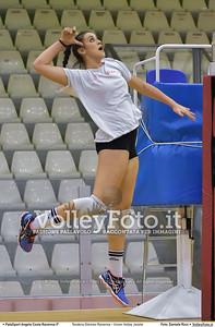 Teodora Glomex Ravenna - Union Volley Jesolo 17ª giornata Campionato Serie B2 Femminile 2015-16, girone D Palasport Angelo Costa Ravenna, 27.02.2016 FOTO: Daniele Ricci © Volleyfoto.it, all rights reserved [id:.DSC_3571]