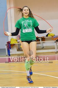 Teodora Glomex Ravenna - Union Volley Jesolo 17ª giornata Campionato Serie B2 Femminile 2015-16, girone D Palasport Angelo Costa Ravenna, 27.02.2016 FOTO: Daniele Ricci © Volleyfoto.it, all rights reserved [id:.DSC_3476]