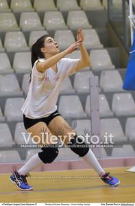 Teodora Glomex Ravenna - Union Volley Jesolo 17ª giornata Campionato Serie B2 Femminile 2015-16, girone D Palasport Angelo Costa Ravenna, 27.02.2016 FOTO: Daniele Ricci © Volleyfoto.it, all rights reserved [id:.DSC_3574]