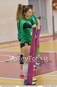 Teodora Glomex Ravenna - Union Volley Jesolo 17ª giornata Campionato Serie B2 Femminile 2015-16, girone D Palasport Angelo Costa Ravenna, 27.02.2016 FOTO: Daniele Ricci © Volleyfoto.it, all rights reserved [id:.DSC_3461]
