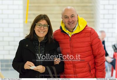 3M Pucciufficio Perugia - Lucky Wind Trevi 18ª giornata, campionato italiano di pallavolo femminile Serie B2 girone F.  Pala Paltriccia San Sisto Perugia, 05.03.2016 FOTO: Michele Benda © 2016 Volleyfoto.it, all rights reserved [id:20160305.MB2_2844]