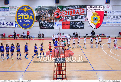 «Ternedil Acquasparta - Caf Acli Stella Rimini»