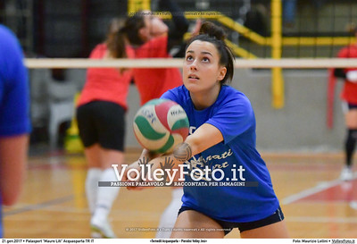 «Ternedil Acquasparta - Pieralisi Volley Jesi»