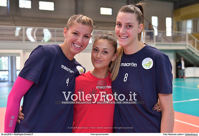 durante Trofeo Agricola Zambelli presso PalaPapini Orvieto IT, 24 settembre 2016 - Foto di Maurizio Lollini [DSC_9811]