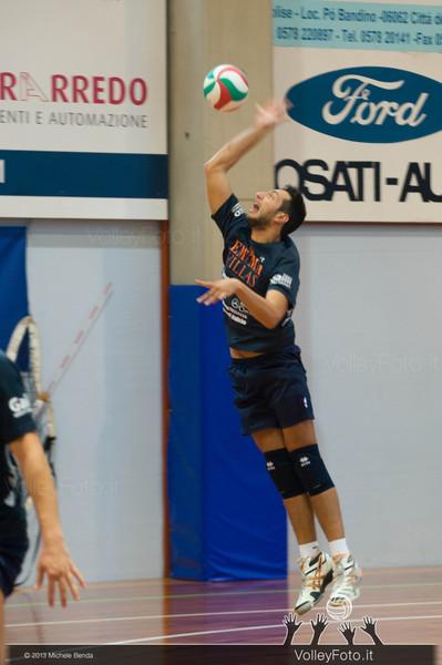 Dario Bregliozzi, battuta