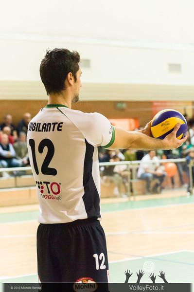 2013.10.19 Grifo Volley Perugia - Olio Monini Spoleto - 1ª giornata Campionato Italiano Volley Maschile B2 girone E - 2013/14 (id:_MBD2011)