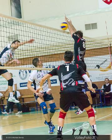 2013.10.19 Grifo Volley Perugia - Olio Monini Spoleto - 1ª giornata Campionato Italiano Volley Maschile B2 girone E - 2013/14 (id:_MBD2234)