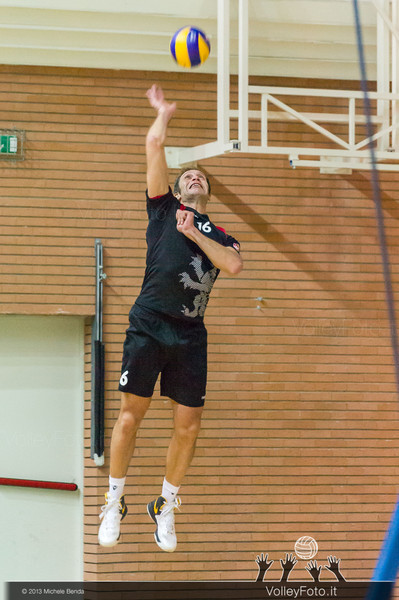2013.10.19 Grifo Volley Perugia - Olio Monini Spoleto - 1ª giornata Campionato Italiano Volley Maschile B2 girone E - 2013/14 (id:_MBD2049)