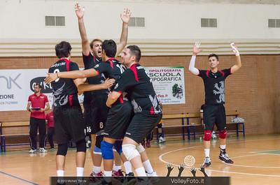 2013.10.19 Grifo Volley Perugia - Olio Monini Spoleto - 1ª giornata Campionato Italiano Volley Maschile B2 girone E - 2013/14 (id:_MBY5095)