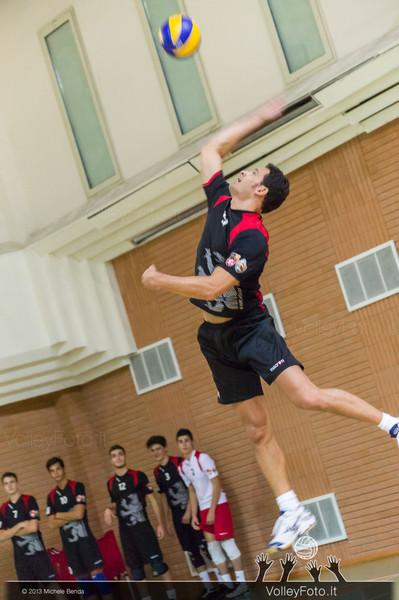 2013.10.19 Grifo Volley Perugia - Olio Monini Spoleto - 1ª giornata Campionato Italiano Volley Maschile B2 girone E - 2013/14 (id:_MBD2214)