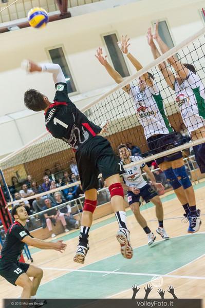 Filippo Fuganti Pedoni, attacco