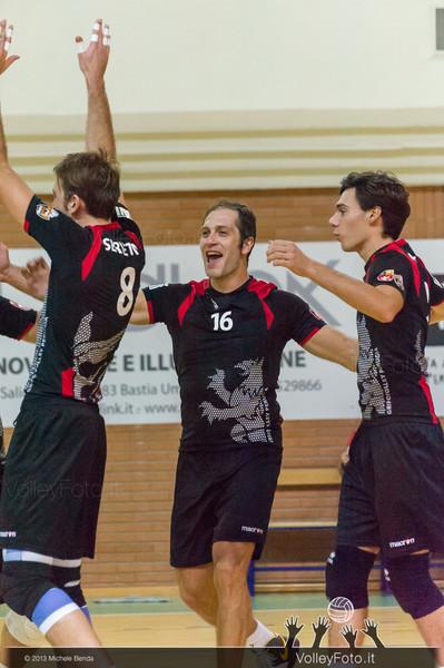 2013.10.19 Grifo Volley Perugia - Olio Monini Spoleto - 1ª giornata Campionato Italiano Volley Maschile B2 girone E - 2013/14 (id:_MBD2137)