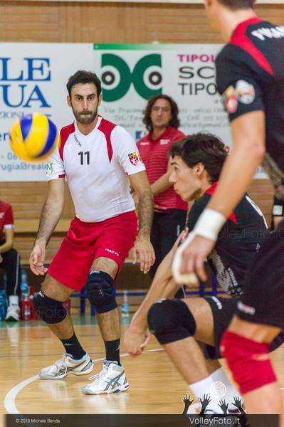 2013.10.19 Grifo Volley Perugia - Olio Monini Spoleto - 1ª giornata Campionato Italiano Volley Maschile B2 girone E - 2013/14 (id:_MBD2154)