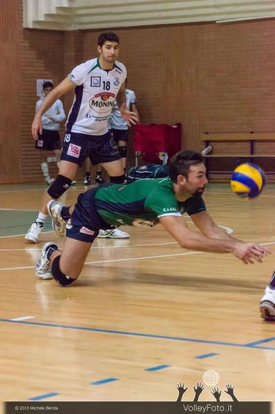 2013.10.19 Grifo Volley Perugia - Olio Monini Spoleto - 1ª giornata Campionato Italiano Volley Maschile B2 girone E - 2013/14 (id:_MBY5125)