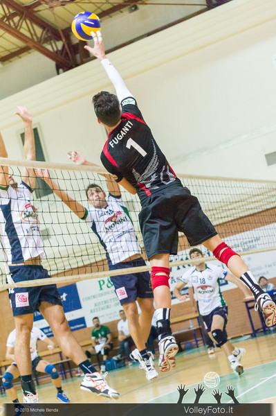 2013.10.19 Grifo Volley Perugia - Olio Monini Spoleto - 1ª giornata Campionato Italiano Volley Maschile B2 girone E - 2013/14 (id:_MBD2148)