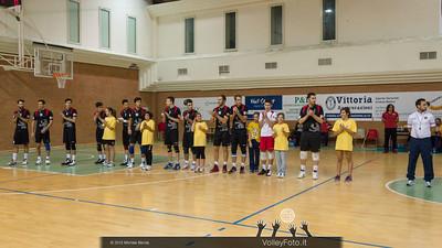 presentazione Grifo Volley Perugia