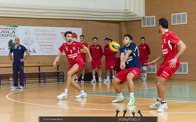 2013.11.02 Grifo Volley Perugia - Gherardi Cartoedit Città di Castello - 3ª giornata Campionato Italiano Volley Maschile B2 girone E - 2013/14 (id:_MBD7610)