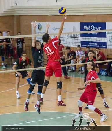 Luca Raffanti attacco
