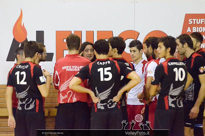 Grifo Volley Perugia, time out