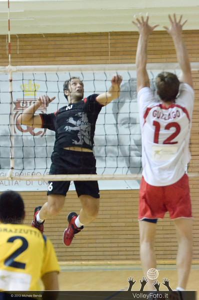 Luca Belli, attacco