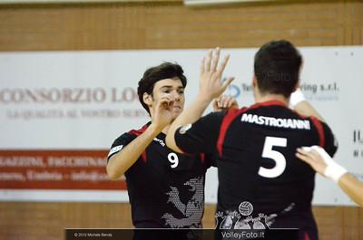 Filippo Agostini, Vincenzo Mastroianni