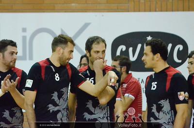 Grifo Volley PERUGIA - Interporto ORTE | 5ª giornata, Campionato Italiano di Volley Maschile, Serie B2 girone F [2013/14] (id: 2013.11.16._MBY0316)